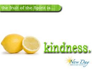 kind fruit