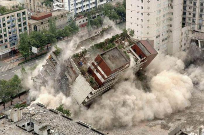 building-demolition