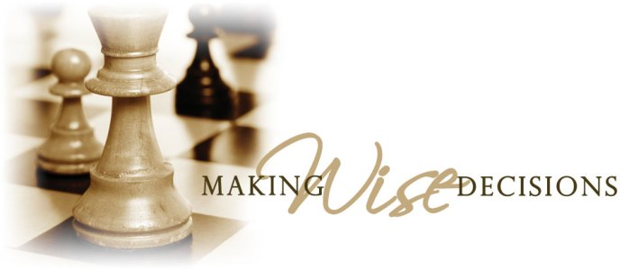 makingwisedecisions