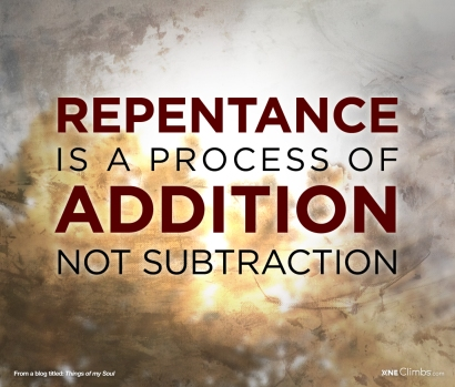 repentance-addition-subtraction