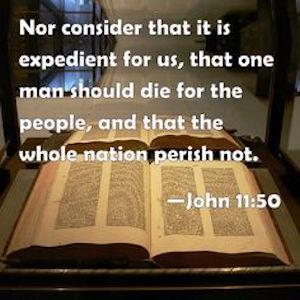 John 11 50